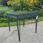 Art Deco Garden Table