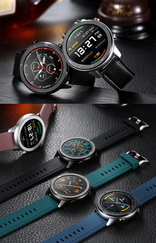 The Forma/Sport Watch™ Blood Pressure, Oximeter & Heart Rate Monitor Has Style. | BuySpotUSA.com Exercise & Fitness Products