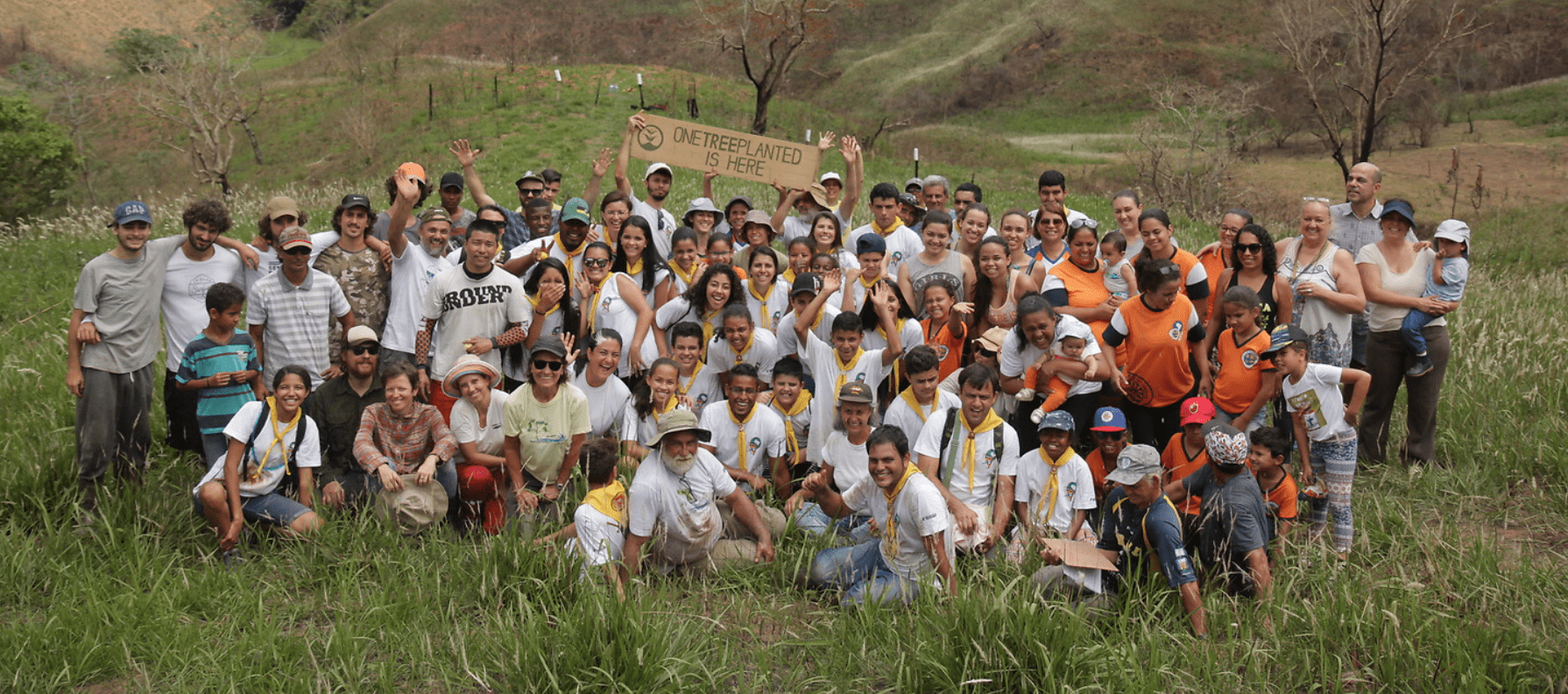 Reforestation Recap: Planting 5,000 Trees in Brazil
