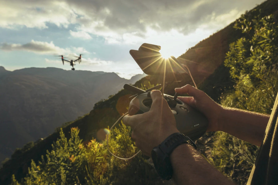 rbc tech for nature grant drone
