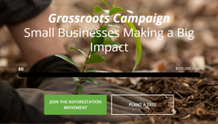 Join the Reforestation Movement
