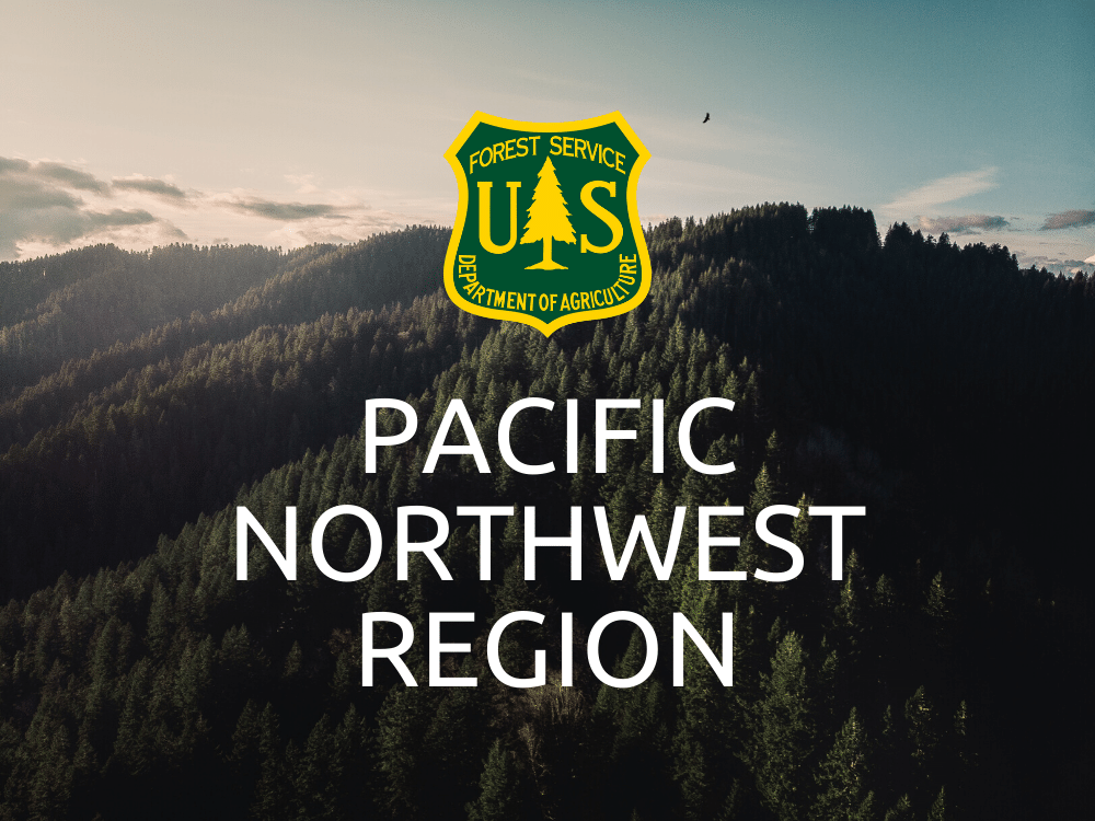 Plant Trees in the Pacific Northwest US - One Tree Planted