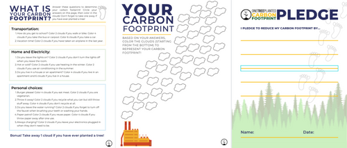 Carbon Footprint one-pager
