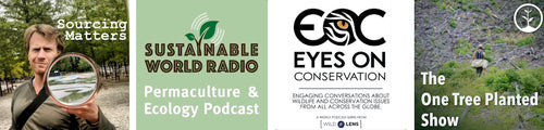 nature podcasts 2021