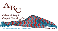 ABC Oriental Rug & Carpet Cleaning Co. logo