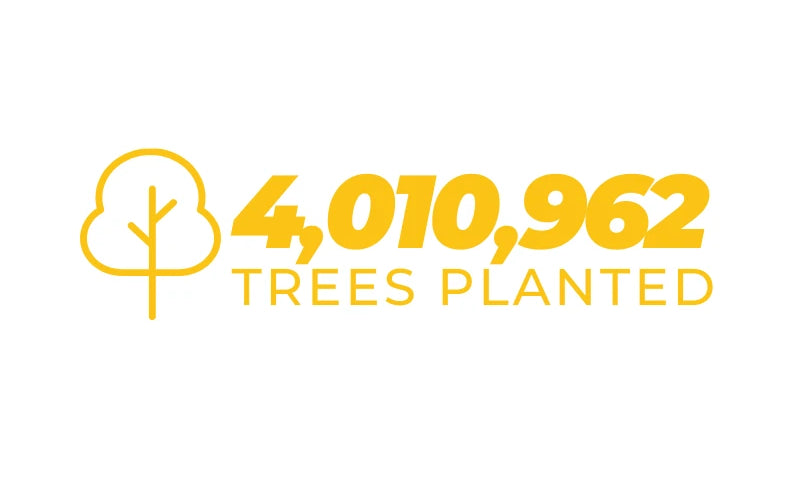 4,010,962 Trees Planted