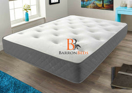 Barronness 3000 Pocket Mattress Available in Double to Superking (Our Biggest Seller)