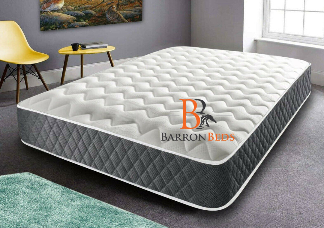 Sultan Full Memory Mattress Available in Sizes Single Double King & Superking