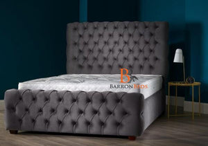Hayley Platform Bed Frame Part of the Barronbeds Bespoke Range