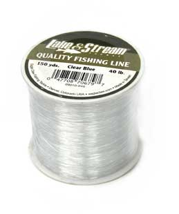 Eagle Claw Line Clear 1-8 spool 80lb