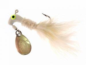 Blakemore Road Runner Maribou 1-16 White 12-cd
