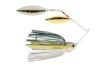 Strike King Burner 3-8oz Sexy Shad
