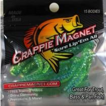 "Leland Crappie Magnet 1.5"" 15ct Mermaid"