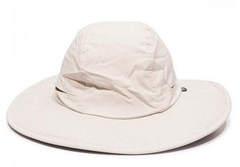 Outdoor Cap Boonie Hat Polyester - Putty