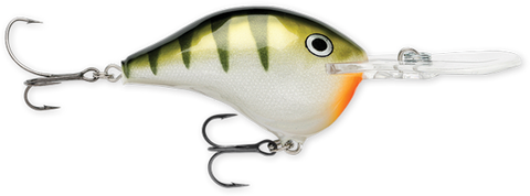 Rapala DT Series Yellow Perch