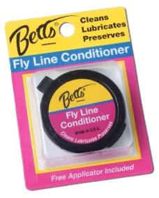 Betts Fly Line Conditioner-Fly Floatant 1-2oz