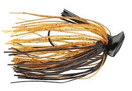 Buckeye Flat Top Finesse Jig 1-2oz Gold Craw