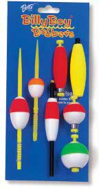 Betts Foam Super Float Assortment 7ct
