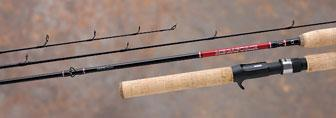 "Daiwa Mega Force Rod Baitcast 6'6"" 1pc M"