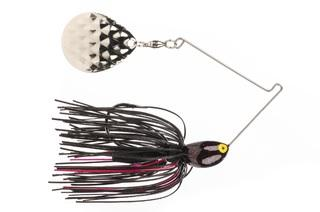 Strike King Midnight Special Rattlin 7-16oz Black-Red-Nickle Blade
