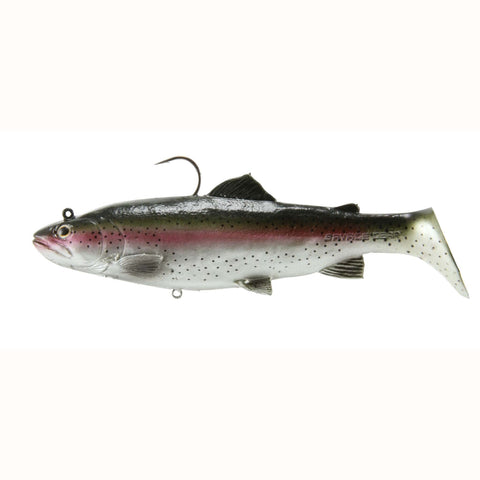 "Savage Gear 3D Real Trout 8"" 3.5oz Slow Sinking Dark Trout"