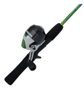 Salamander Youth Spincast Combo Green