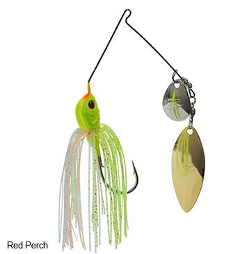 Z-Man Slingbladez Spinnerbait 1-2 Wil-Col Red Perch