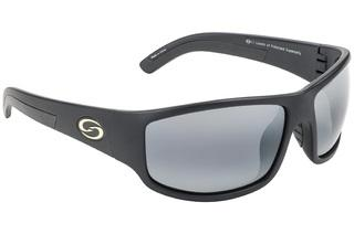 Strike King Sunglass S11 Caddo Matte Black Gray Lens