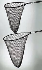 "Mid Lakes Nylon Shad Net Pear 60"" Handle"