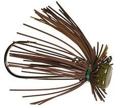 Buckeye Finesse Jigs 1-2oz Green Pumpkin