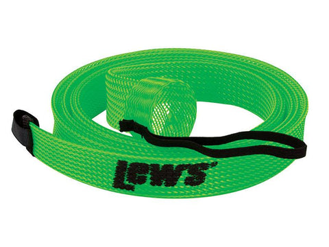 "Lews Speed Sock Casting Charteruse 7'3""-7'11"""