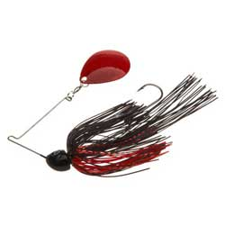 Strike King Tour Grade Night SB 1-2 Black-Red