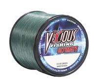 Vicious Ultimate LoVis Green Mono 1-4lb 8lb
