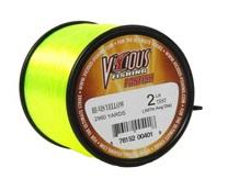 Vicious Panfish Line 1-4lb Spool Yellow 10lb