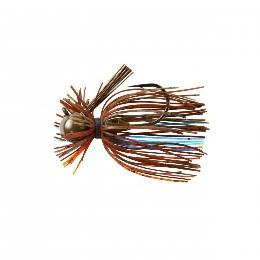 War Eagle Heavy Finesse Jig 3-8 Pond Scum Perch