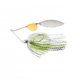 War Eagle Spinnerbait Nickle Frame TW 3-8 Blue Herring