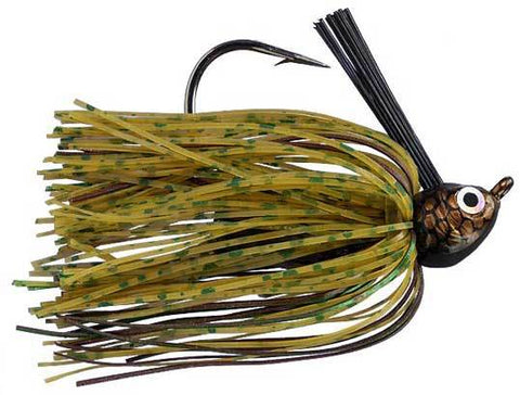 Strike King Wild Thang Jr 10ct Pearl Pepper