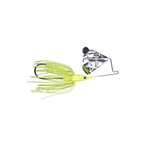 Strike King Tri Wing Mini Buzz 1-8oz Chartreuse