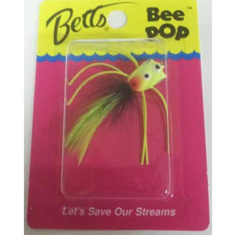 Betts Bee Pop Chart-Black-Yellow Size 6