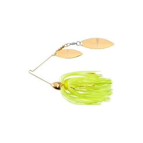 Booyah Vibra Wire 3-8 Willow Chartreuse