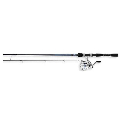 "Daiwa Combo D-Shock Spinning Combo 2BB 6'6"" 2pc M"