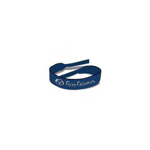 Flying Fisherman Retainer Strap Royal Blue Neoprene