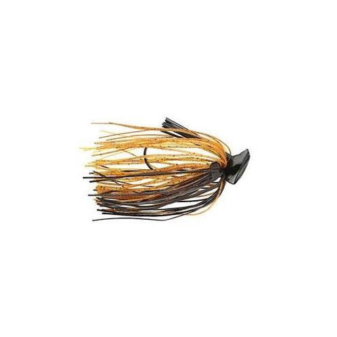 Buckeye Flat Top Finesse Jig 3-8oz Gold Craw