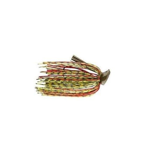 Buckeye Flat Top Finesse Jig 3-8oz Watermelon Red