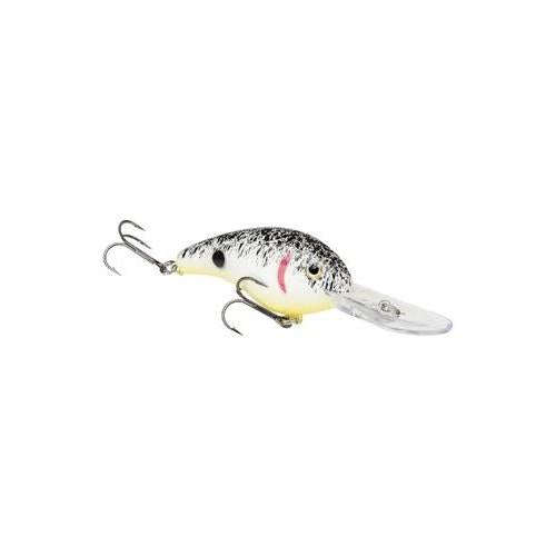 Strike King Series 5XD - 5-8oz Pearl Black w-Chartreuse Belly