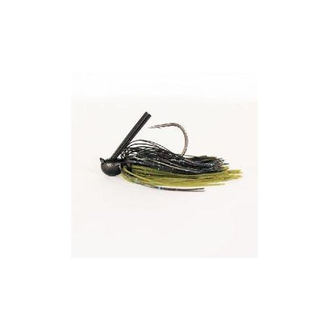 Missile Ikes Flip Out Jig 1-2oz Green Pumpkin