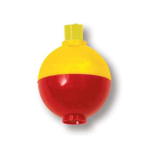 "Betts Snap-On Floats Orange-Yellow 1.75"" 50ct"