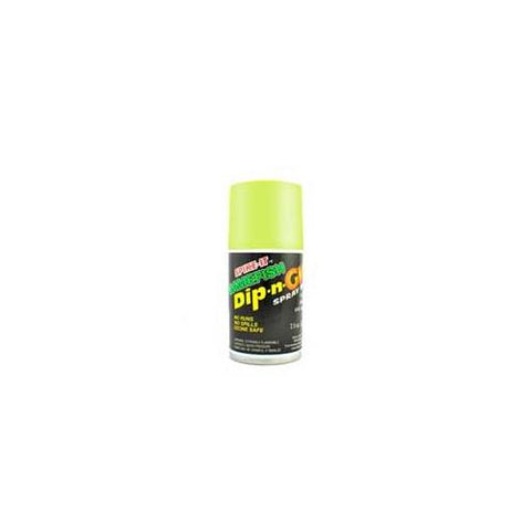 Spike It Aerosol Dye Gamefish 2.25oz Chartreuse