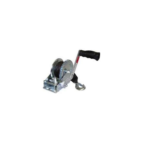 Sea Sense Trailer Winch 1200lb W-Strap