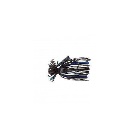 War Eagle Heavy Finesse Jig 3-8 Black Blue Purple Chart